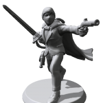 Hero Forge White Devil