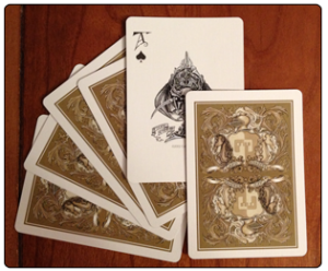Ability Scores Via Card Drawing – Reposted – Mock Logic Games